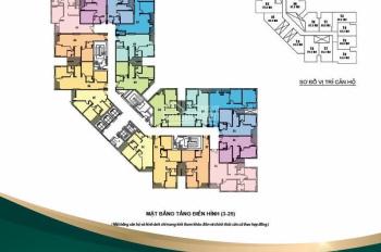 Duy nhất 1 căn 66,3m2 chung cư Mipec Kiến Hưng giá 1,148 tỷ, ký HĐ trực tiếp. LH: 0944960234
