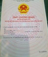 Bán lô góc tại khu đô thị Phúc Ninh để dồn tiền mua Him Lam Green Park