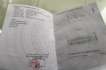 Chính chủ bán căn góc gần sân bay Tuy Hoà, LH 0966382595