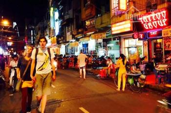 Nhà siêu vip MT Bùi Thị Xuân, P. Bến Thành, Q1, ngang 5,4m, nở hậu, 4 lầu, giá chỉ 32.5 tỷ