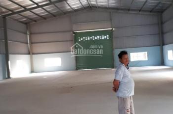 Cho thuê nhà xưởng 1200m2 giá 46tr/th vừa mới xây dựng xong tại Lê Văn Khương, Đông Thạnh, Hóc Môn