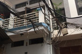 Cần bán nhà riêng 3 tầng tại ngõ 77 Nghĩa Dũng - Ba Đình - Sổ đỏ chính chủ - LHCC: 0973000276