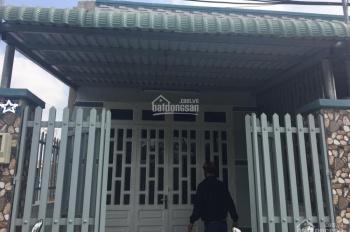 Cần bán gấp nhà đẹp 4x12m gần ngã 3 Chùa, xã Thới Tam Thôn, Hóc Môn