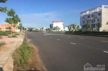 Tôi cần bán gấp lô đất 80m2 MT Nguyễn Hữu Tiến-TP, đối diện UBND Tây Thạnh, đường 12m, SHR, 32tr/m2
