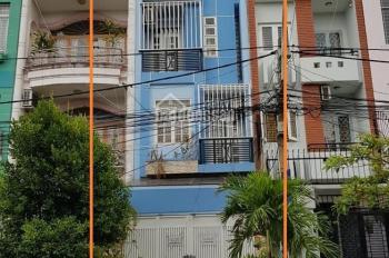 Nhà cần cho thuê gấp đường Cao Lỗ, Q. 8, cho thuê gấp đông dân