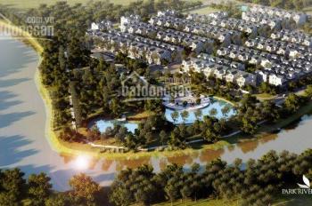 Bán lại căn nhà phố Park Riverside, Bưng Ông Thoàn, gần vòng xoay Phú Hữu, Q9, 5,2 tỷ full nội thất