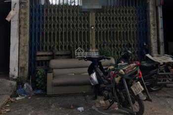Bán đất có nhà nát 2 mặt hẻm 8m đường Nguyễn Hữu Tiến, DT 4.1x16m