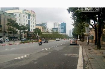 Bán nhà cũ (đất) mặt phố Liễu Giai - Văn Cao 305m2, 3 tầng, MT 10m, giá 112 tỷ, 0963911687