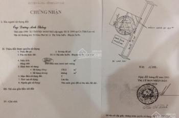Chính chủ cần bán đất trung tâm thị trấn Sa Pa, Lào Cai