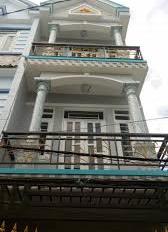 Bán gấp nhà hẻm lớn đường Sư Vạn Hạnh, Q. 5, DT: 3.6x15m nhà 2 lầu mới, giá chỉ hơn 7 tỷ