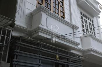 Cần bán nhà riêng 3 tầng nhà đẹp khu riêng biệt dân trí cao 3 mặt thoáng ngõ 55 Hoàng Hoa Thám