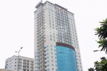 Cho thuê văn phòng tòa Licogi 13, Thanh Xuân với diện tích 270m2 có thể cắt nhỏ LH: 0983.338.565