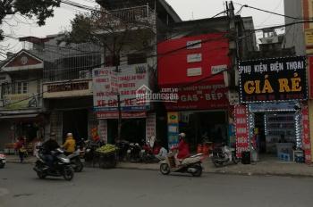 Chính chủ bán nhà mặt phố Trương Định, Hoàng Mai. DT 330m2, giá 300tr/m2