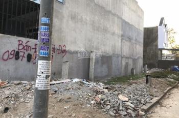 Chính chủ gửi bán lô đất góc 2MT đường thông, dân kín, DT 76,3m2, full thổ cư, LH 0938.018.295 Vân
