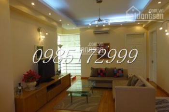 Bán căn hộ 3 phòng ngủ diện tích 119m2 ở khu đô thị Nam Thăng Long - Ciputra Hà Nội, giá 3,5 tỷ