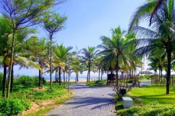 Bán 2 lô mặt tiền đường biển Võ Nguyên Giáp - Đà Nẵng, sát biển, có thể xây ks 4 sao, kd tốt
