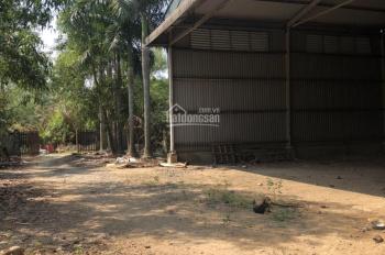 Cần bán khu đất làm kho xưởng hoặc chia lô biệt thự view sông tại xã Phú Hữu, Nhơn Trạch, Đồng Nai