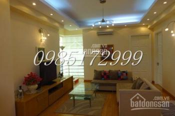 Bán căn hộ 3 phòng ngủ, diện tích 119m2 ở khu đô thị Nam Thăng Long - Ciputra Hà Nội, giá 3,5 tỷ