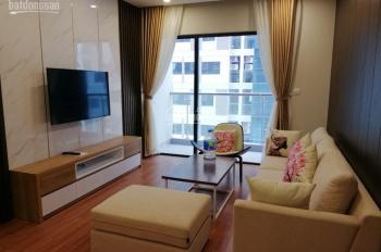 Cho thuê chung cư cao cấp GoldSeason căn góc 3PN, 108m2, nội thất cao cấp, hiện đại. 0969340786