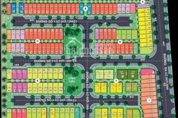 Lô góc 2 MT đường KDC Jamona City, Đào Trí, Q7. DT 8x17m (128m2), 9.85 tỷ LH