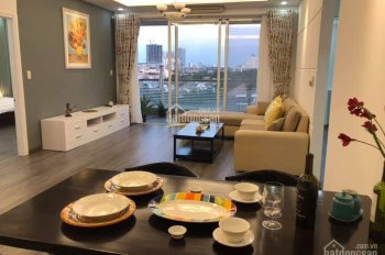 Bán căn hộ Mỹ Đức - Phú Mỹ Hưng, 124m2, 3 phòng ngủ, nhà rất đẹp. Sổ hồng, giá chỉ từ 4,3 tỷ
