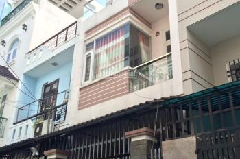 Cho thuê nhà đường 6m Mã Lò, 4x12m, 1 lầu, sân thượng, mới đẹp. Giá 10tr/tháng