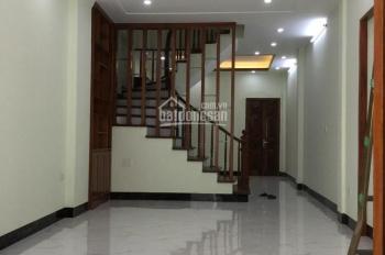 Nhà 50m2 * 5T mới đầu phố Mai Động thông sang ngõ 296 Minh Khai, 9P, 4WC. SĐCC, chấp nhận TG