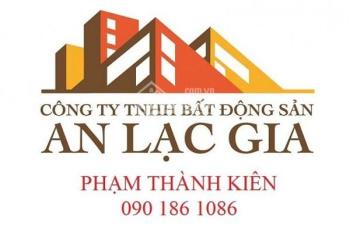 Nhà 5 tấm góc 2MT HXT Lạc Long Quân, DT(6x10) m, giá 6,6 tỷ/TL, 0901861086
