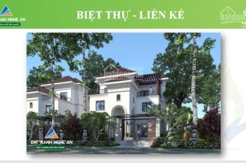 Đất xây biệt thự siêu đẹp, giá siêu rẻ, sát trung tâm TP Vinh, khuôn viên cây xanh, hồ nhân tạo