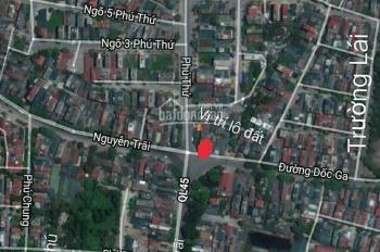 Bán nhà số 50-52 Dốc Ga, phường Phú Sơn, TP Thanh Hóa, ngay ngã tư