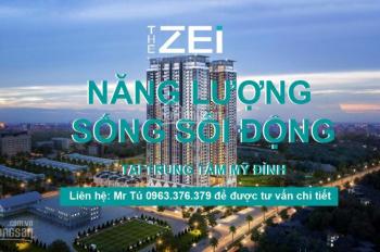 The Zei Mỹ Đình - Mon City giai đoạn 2 mở bán, LH Mr Tú 0963376379 để được tư vấn chi tiết