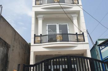 Nhà phố đẹp Q12, 4 tỷ, chính chủ đi nước ngoài, LH Việt 0901309712
