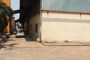 Cho thuê nhà xưởng tại Tân Phước khánh, TX Tân Uyên, Bình Dương. LH: 0988 632 779
