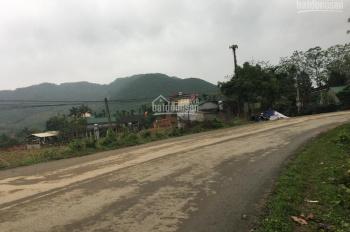 Bán 3500m2 mặt đường 446 làm kho xưởng, nhà máy nhà hàng kinh doanh, xã Tiến Xuân, Thạch Thất, HN