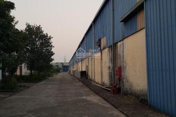 Cho thuê xưởng sản xuất tại KCN Hòa Xá, TP Nam Định