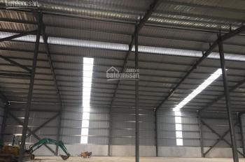Cho thuê đất công nghiệp có xưởng tại An Khánh, Hoài Đức, Hà Nội