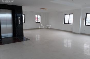 Cho thuê cửa hàng ngõ 87 Trần Thái Tông. DT 100m2, mặt tiền 7,3m