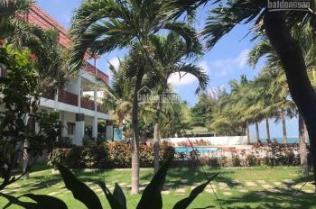 Bán resort 1700m2 phía biển mặt đường Nguyễn Đình Chiểu phường Hàm Tiến, LH 0935570105