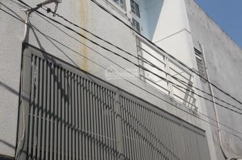 Bán nhà 4x9m 1 trệt 1 lầu cách đường Phạm Thị Giây 300m gần công ty bồn nước Sơn Hà đường xe hơi