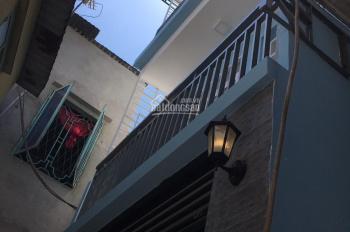 Bán nhà hẻm 3m đường Huỳnh Văn Chính, Phú Trung, Q Tân Phú, DT 3.5x9m, 3 tầng 2PN 3WC. Giá 3.2tỷ TL