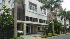 Cho thuê gấp biệt thự Ngân Long đường Nguyễn Hữu Thọ DT 10x21m, nội thất cơ bản: LH: 0901.88.6000