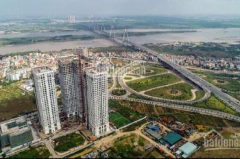 Căn hộ 5* Sunshine Riverside, căn góc 3PN 100m2 cạnh vườn treo của dự án, 3.3 tỷ. LH 0987938791