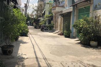Bán nhà mặt tiền đường số Hưng Phú, P. 9, 45m2, 5 tỷ 5