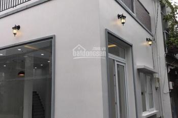Bán nhà mới xây dựng hẻm 3,5m đường Bùi Minh Trực, cách MT đường 50m, P5. DT 5m x 11m, 1L + ST