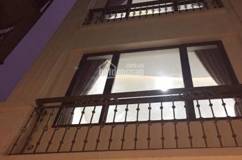 Bán nhà 5 tầng, ngõ rộng, gần trường, chợ, DT 30.3m2 có sổ đỏ chính chủ, liên hệ: 0987494161