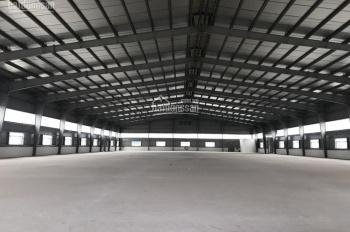 Cho thuê xưởng khu công nghiệp Đình Trám - Bắc Giang, sạch sẽ, hiện đại