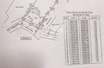 Nhà 197m2 Lê Quang Định giáp Bình Thạnh