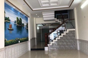 Bán gấp nhà MTKD đường Lê Thúc Hoạch, Tân Phú - DT 4.5 x 20m, 1 trệt + 2 lầu, giá 8.5 tỷ (TL)