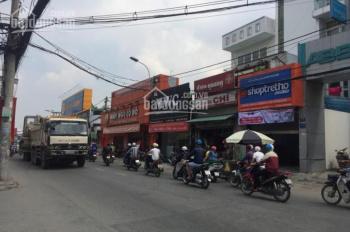 Cho thuê nhà mặt tiền Lê Văn Việt, Q.9, DT: 4x28m, trệt, giá: 40 triệu/tháng