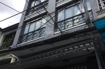 Bán nhà 4 tầng đẹp mặt tiền số 9 Hàn Hải Nguyên,gần góc Ba Tháng Hai,Q11, khu vực suần uất ngày đêm